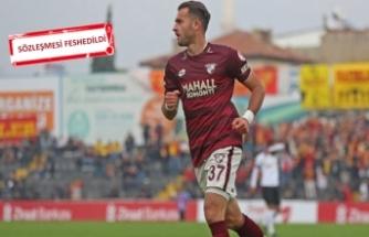 Göztepe'de o yabancı futbolcu gönderildi!
