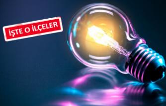 Hafta sonuna dikkat! İzmir'de elektrik kesintisi