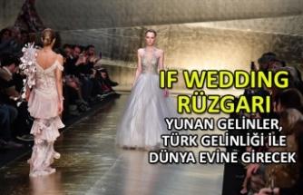 IF Wedding Fashion-İzmir Gelinlik Damatlık ve Abiye Giyim Fuarı kapılarını açtı