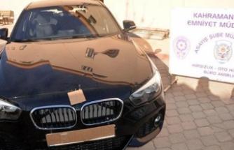 Interpol gökte ararken Kahramanmaraş'ta buldu