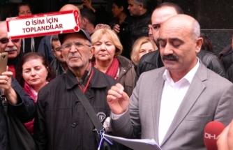 """""""İthal değil, İzmirli aday istiyoruz"""""""