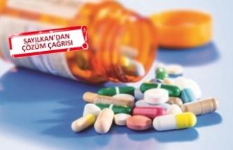 İthal ilaçlarda kriz!