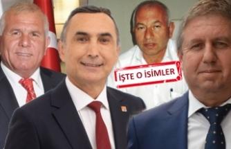 İzmir'de 4 ilçenin adayları belli oldu