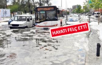 İzmir'de son 38 yılın yağış rekoru!