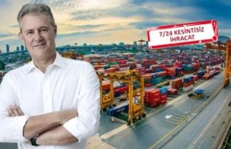 İZTO'dan ihracat hamlesi: 17.30 stresi bitiyor