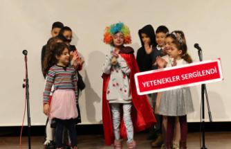 Karşıyakalı çocuklardan coşkulu final