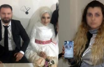Kocasının başka biriyle düğün yaptığını görünce...