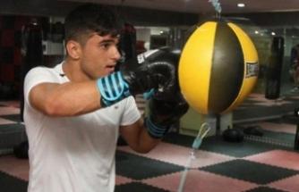 İzmir'de milli boksörün acı ölümü!