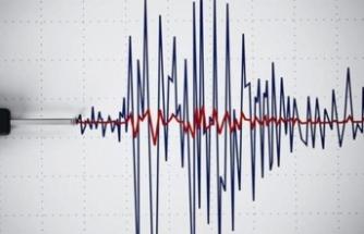 O ülkede 6.2 büyüklüğünde deprem
