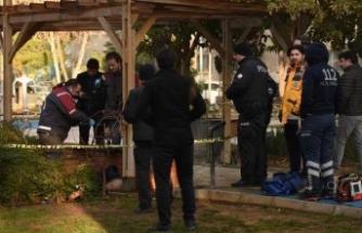Parkta bulunan cesedin kimliği belli oldu