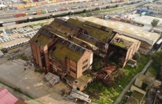 Tarihi fabrika, yeniden ihaleye çıkarılıyor