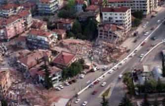 Türkiye'nin yeni deprem haritası belirlendi