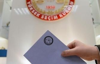 YSK kaydı dondurulan seçmen sayısını açıkladı