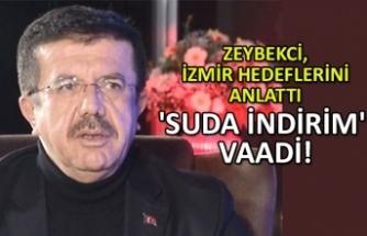 Zeybekci'den 'suda indirim' vaadi