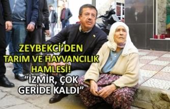 Zeybekci: Türkiye hızla değişirken İzmir çok geride kaldı