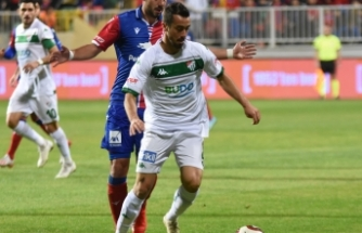 Altınordu 0-0 Bursaspor
