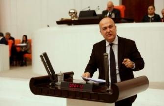 CHP'li Bakan: 'İklim krizi, gelecek krizidir'
