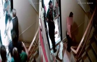 Gürültü yapmayın diye mesaj atan adama komşuları saldırdı!