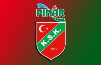 Pınar Karşıyaka'nın bileği bükülmüyor