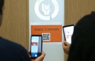 QR Kod Projesi ile öldürülen kadınlara dikkat çektiler