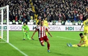 Sivasspor3-1Fenerbahçe