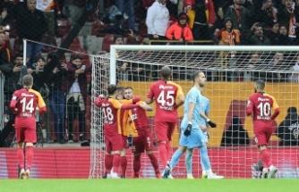3 gollü maçta sevinen Galatasaray oldu