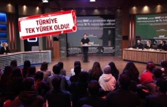 Acun Ilıcalı'dan Elazığ depremi için TV8'de yardım kampanyası!