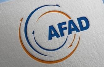 AFAD'dan son dakika deprem uyarısı