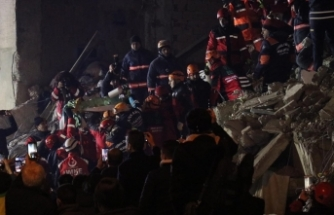 AFAD: Elazığ'da 505 artçı deprem kaydedildi