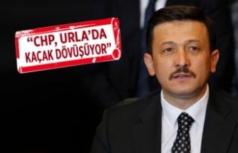 AK Partili Dağ'dan CHP'ye FETÖ çıkışı!