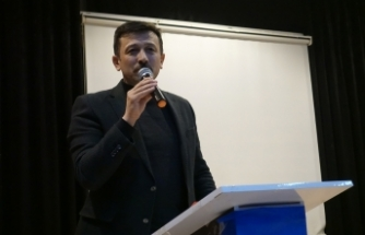 "AK Partili Dağ'dan CHP'ye ""FETÖ ve tiyatro"" eleştirisi"