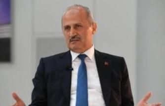 """Bakan Turhan: """"Ülkemizin 2053'te ihracat hedefi 1 trilyon dolar"""""""