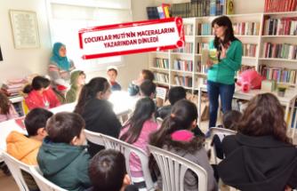 Bornovalı öğrencilere yarı yıl tatili etkinliği