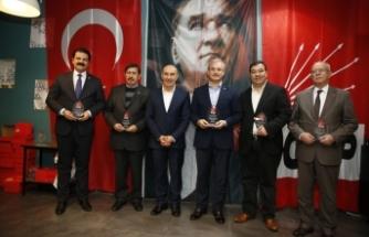 CHP Genel Başkan Yardımcılarının mesajları damga vurdu