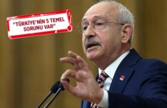 CHP Genel Başkanı Kılıçdaroğlu İstanbul Toplantıları'na katıldı