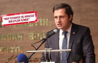 CHP'li Yücel, Menderes Projesine ve başkanlarına sahip çıktı