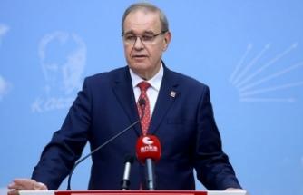 CHP Sözcüsü Faik Öztrak'tan iktidara 'deprem projesi' çağrısı