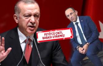 Cumhurbaşkanı Erdoğan'dan Burak Oğuz açıklaması