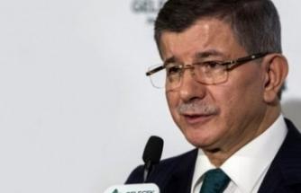 Davutoğlu'ndan deprem yorumu: Deprem için toplanan her kuruş...
