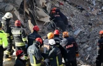 Depremde son durum: Can kaybı sayısı yükseldi
