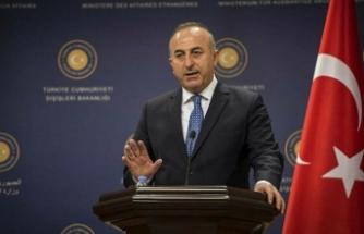 Dışişleri Bakanı Çavuşoğlu'ndan Cedi Osman'a teşekkür