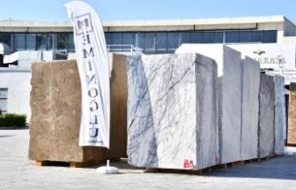 Dünya kupasının statlarını Türk mermerleri süsleyecek