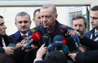 Erdoğan: Rejimin ateşkese uymadığının açık ispatı