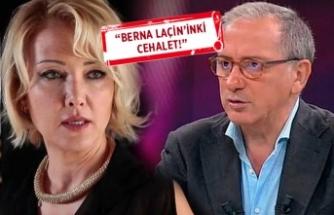 Fatih Altaylı da Berna Laçin'i deprem sözleri nedeniyle eleştirdi!