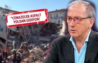 Fatih Altaylı 'deprem vergileri nereye gitti' diye soranlara cevap verdi