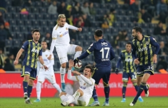 Fenerbahçe: 2 - Hes Kablo Kayserispor: 0