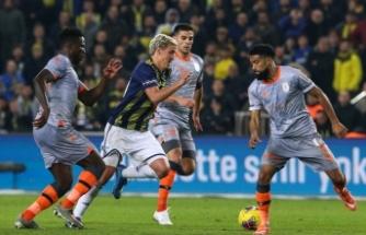 Fenerbahçe'den şampiyonluk yolunda kritik 3 puan