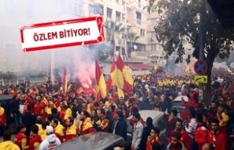Göztepe'den dev yürüyüş!