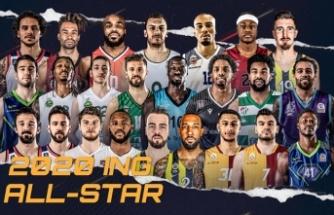ING All-Star 2020'nin ilk 5'leri belli oldu