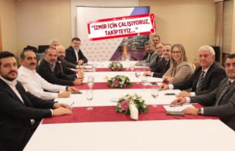 'İzmir Buluşmaları'nda ikinci zirve, STK'larla gerçekleşti